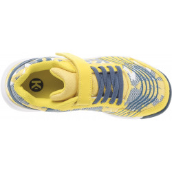 Attack Junior Velcro - Jaune