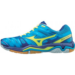 Wave Stealth 4 - Bleu Jaune