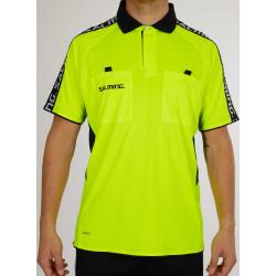 maillot arbitre handball jaune fluo