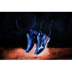 Mizuno Wave Mirage 2-1 Bleu