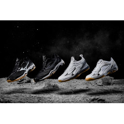 Wave Ghost Mizuno Blanc