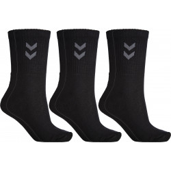 chaussettes hummel noires