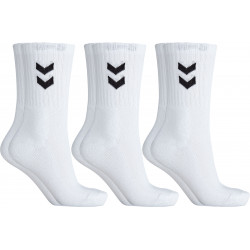 chaussettes hummel blanches