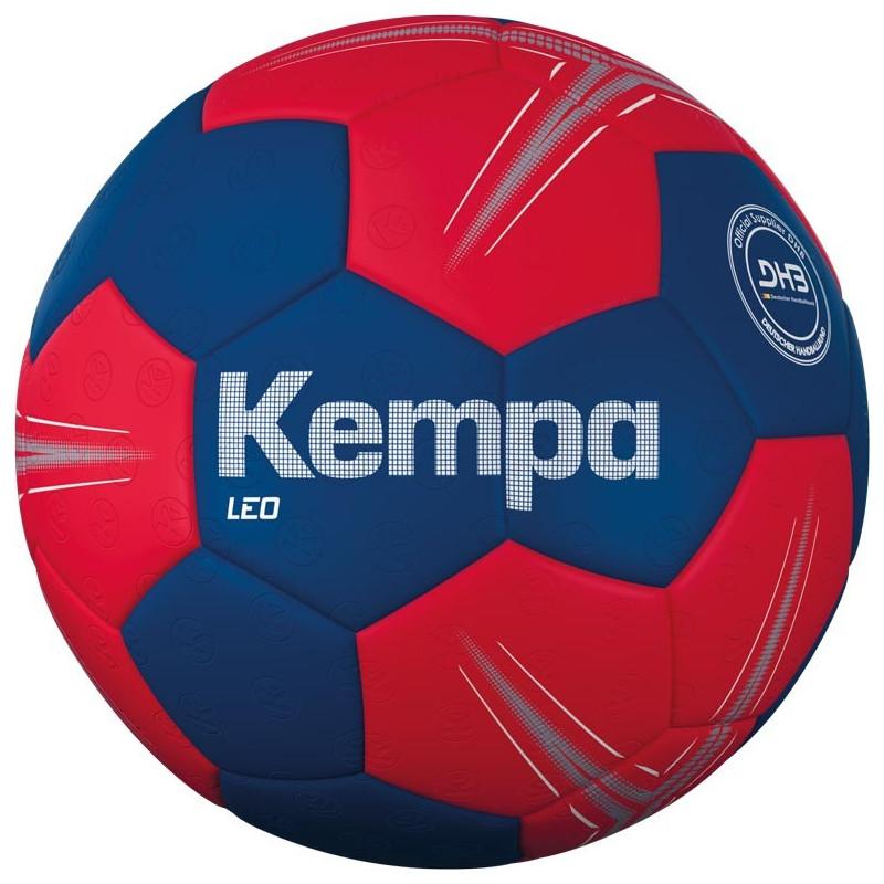 Ballon kempa leo rouge bleu