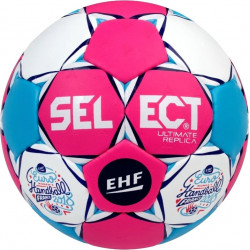 Ballon Handball Select Ultimate Replica Euro 2018 Féminin