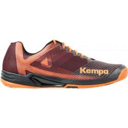 Kempa Wing 2.0 Noir Orange