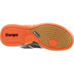 Kempa Attack Contender Enfant noir orange
