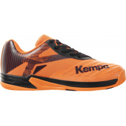 Kempa Wing 2.0 enfant orange noir