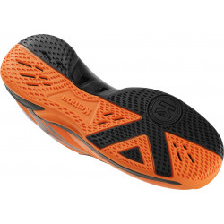 Kempa Wing 2.0 enfant scratch orange noir