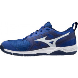 Mizuno Wave Supersonic 2 Bleu Blanc
