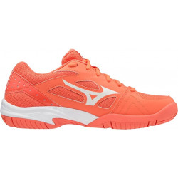 Mizuno Cyclone Speed 2 Rose Blanc