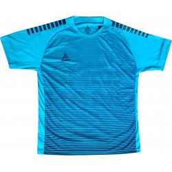 Maillot Select Zebra turquoise bleu