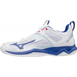Mizuno Ghost Shadow Noir Blanc Bleu