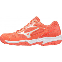 Mizuno Cyclone Speed 2 Rose Blanc Enfant