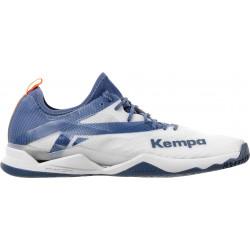Kempa Wing Lite 2.0 blanc gris bleu