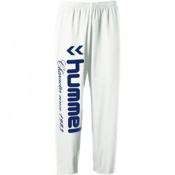 Pantalon Jogging Hummel Blanc
