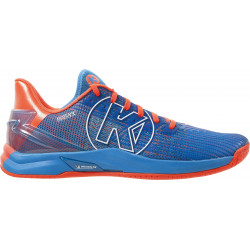 Kempa Attack One 2.0 bleu orange