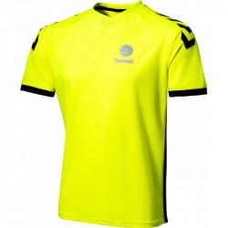 Maillot Hummel Campaign jaune noir