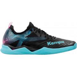 Kempa Wing Lite 2 0 Noir Turquoise Fushia