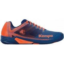 Kempa Wing 2 0 Bleu Orange