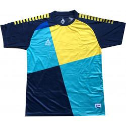 Maillot Select bleu jaune...