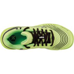 Attack JR vert - lacets