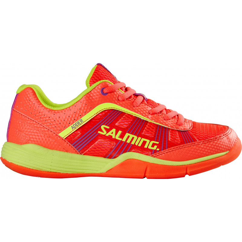 Salming adder femme orange