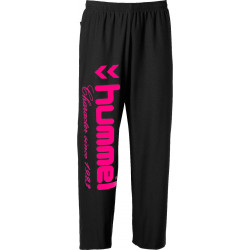 Pantalon Jogging Hummel Noir Rose