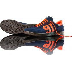 Goalie 91 marine/orange