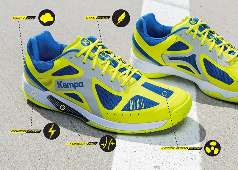 Chaussure Wing Lite Kempa